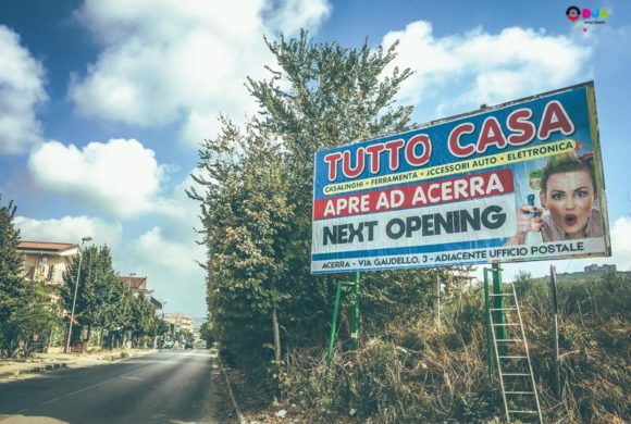 Campagna Affissionale 6×3 Tutto Casa Acerra